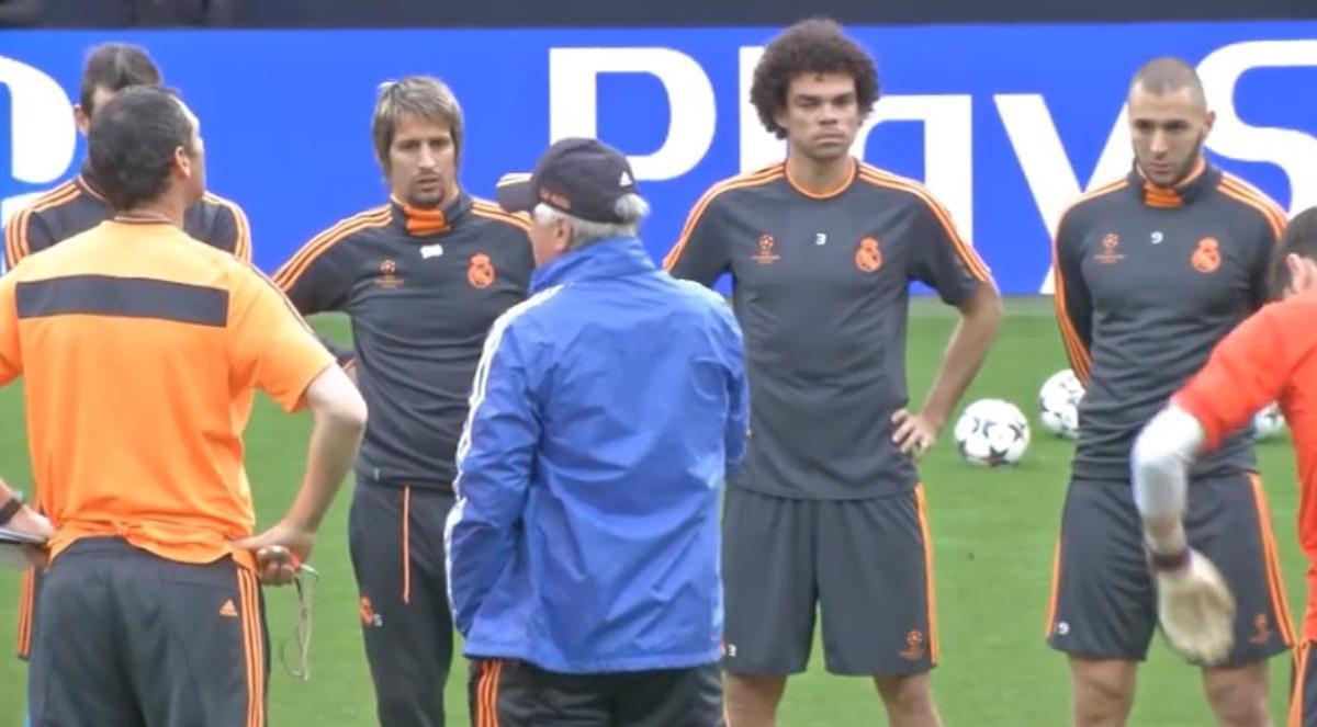 Ligue des Champions - Real Madrid : Ancelotti ne prendra pas de risque avec Cristiano Ronaldo (vidéo)