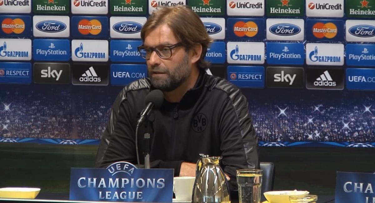 Ligue des Champions - Borussia Dortmund/Real Madrid : Klopp veut croire au miracle (vidéo)