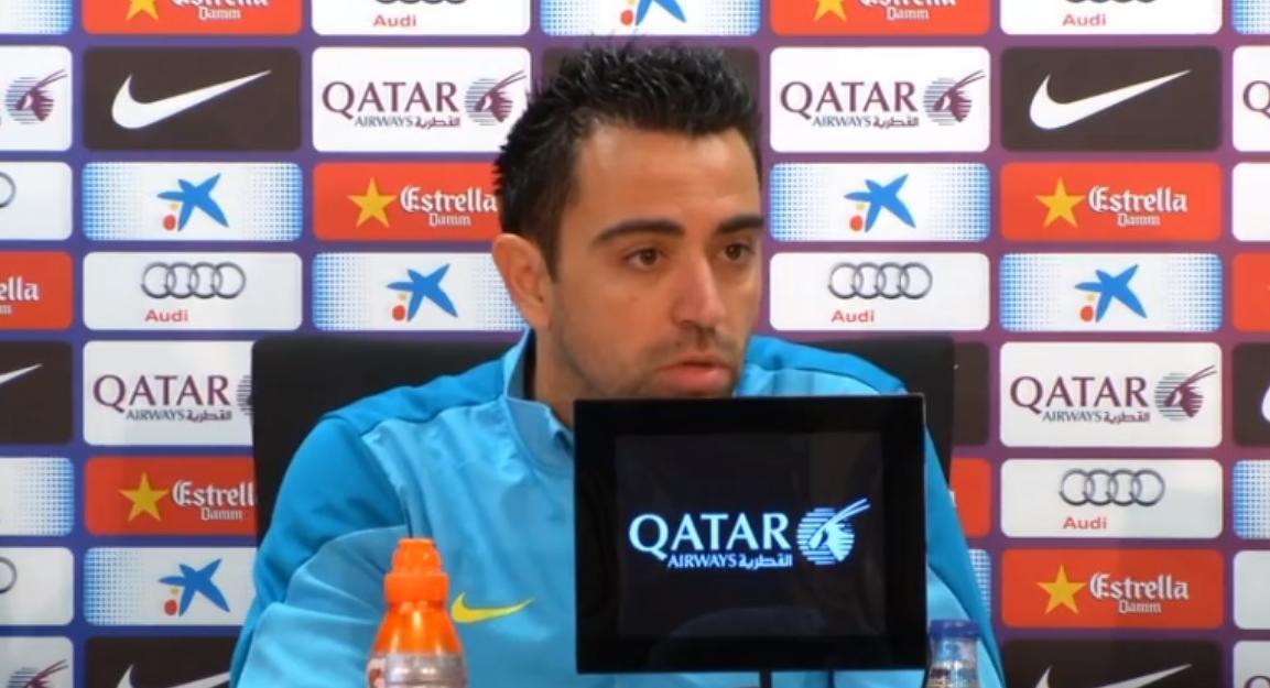 Mercato - Barcelone - Xavi : «L'interdiction de recruter est injuste» (vidéo)