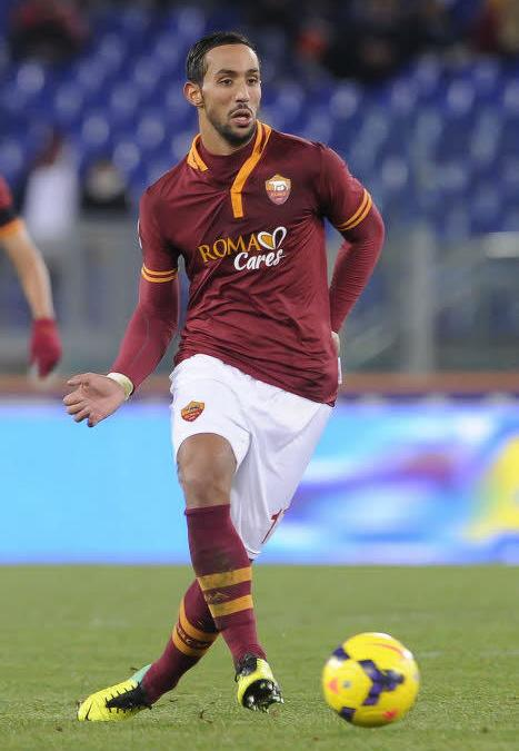 Mehdi Benatia, AS Rome