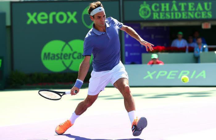 Tennis - Monte-Carlo : Roger Federer y sera