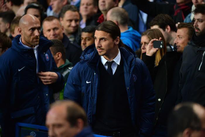PSG/Chelsea : Quand une radio anglaise chambre le PSG et Ibrahimovic…
