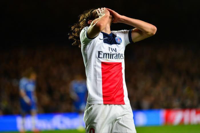 Chelsea/PSG : «Qui a filé des ballons à Cavani ?»