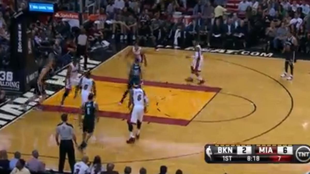 Basket - NBA : Le dunk de la nuit dernière par Shaun Livingston (vidéo)