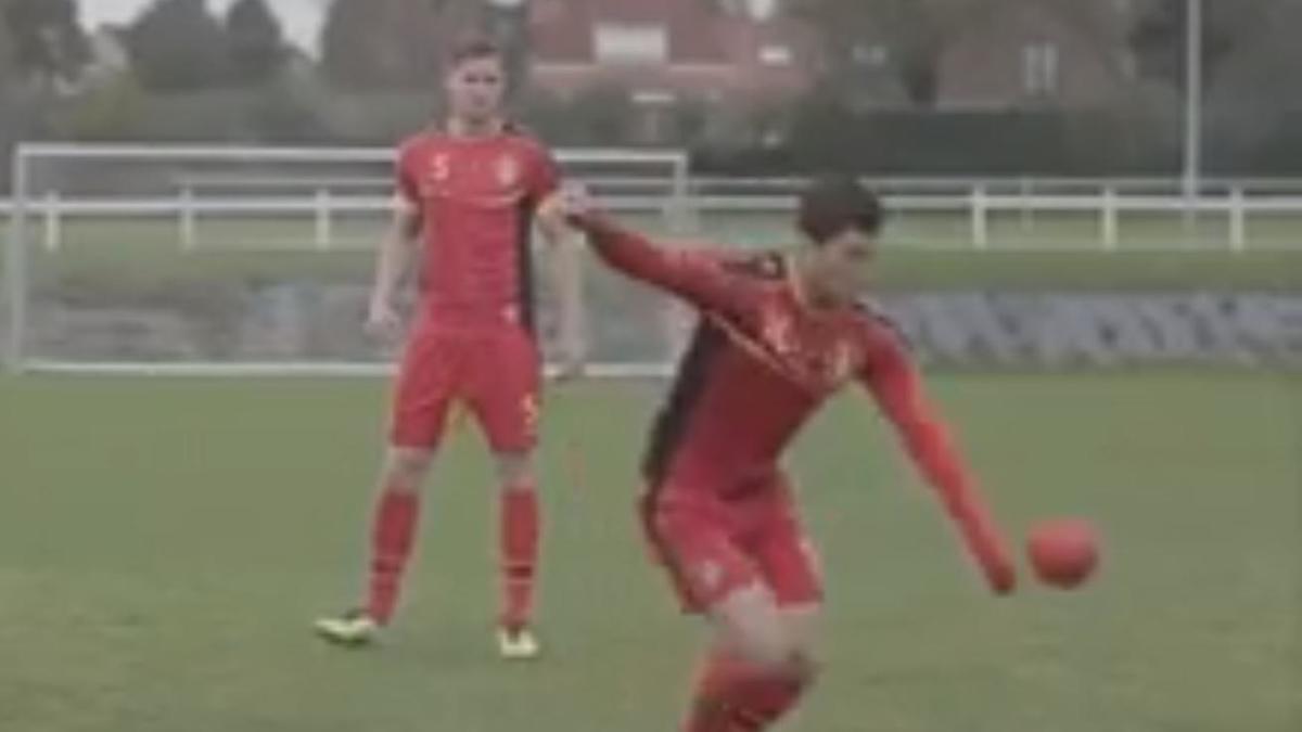 La volée fracassante d'Eden Hazard ! (vidéo)