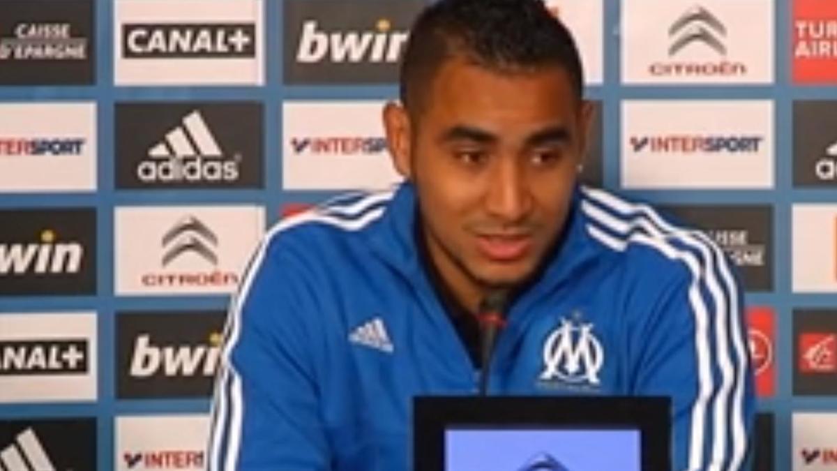 Montpellier/OM : Dimitri Payet face à la presse (vidéo)