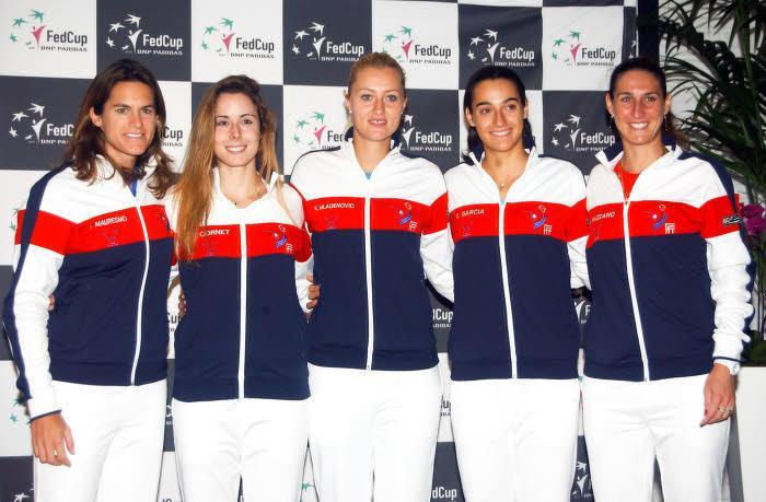 Équipe de France, Fed Cup