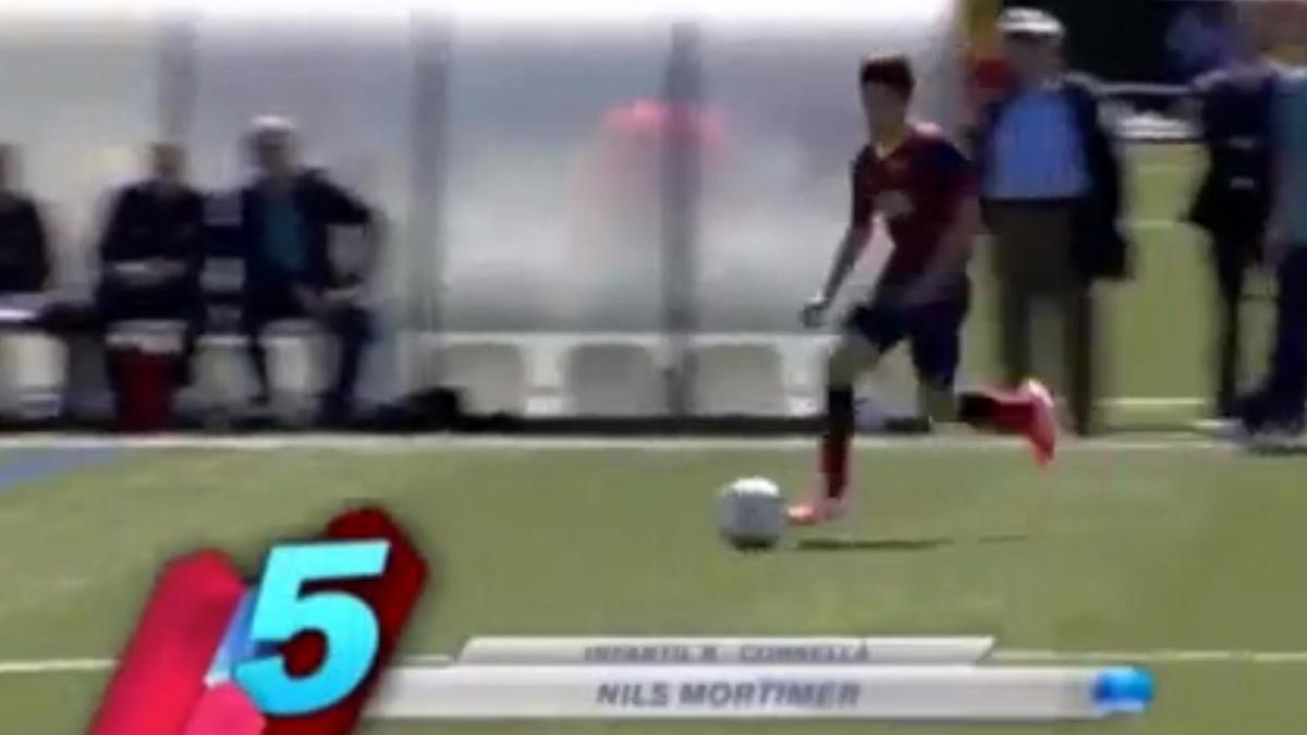 Barcelone : Les plus beaux buts des jeunes de la Masia (vidéo)