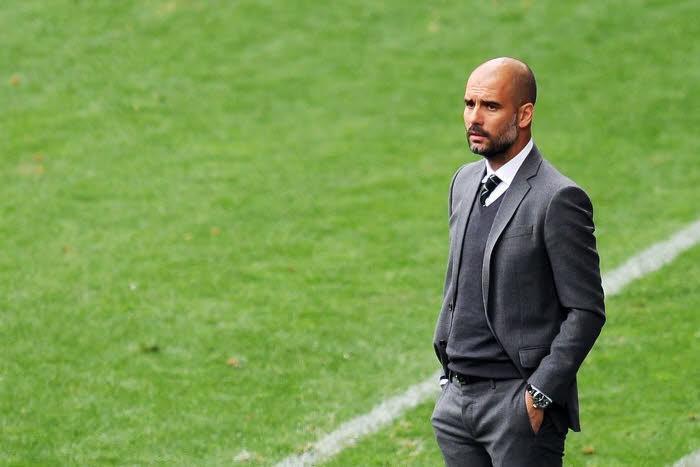 Guardiola : «J'ai peut-être fait une erreur…»