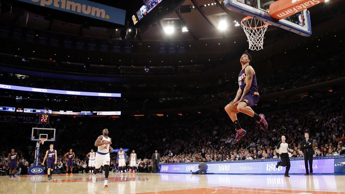 Basket - NBA : Le dunk de la nuit dernière par Gerald Green (vidéo)