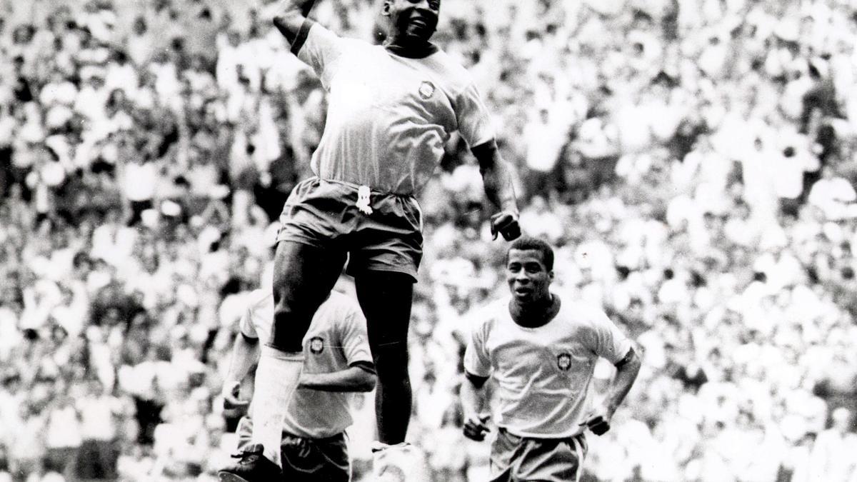 Coupe du monde 1958 : Le plus beau but (vidéo)