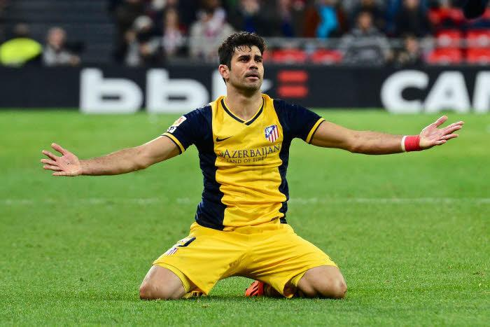 Diego Costa, Atletico Madrid