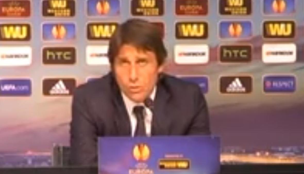 Europa League - Juventus - Conte : «Nous méritons la qualification» (vidéo)