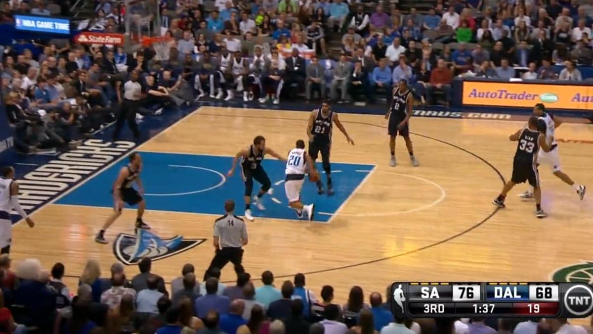 Basket - NBA : Découvrez le Top 5 de la nuit dernière (vidéo)