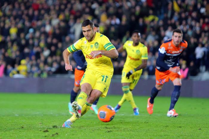 Itay Shechter, FC Nantes