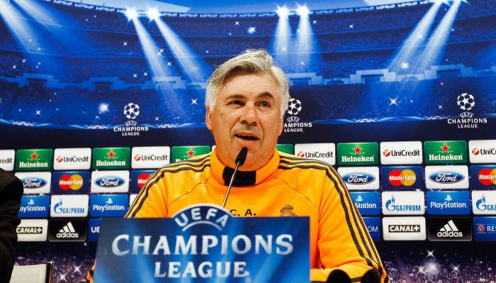 Carlo Ancelotti, Real