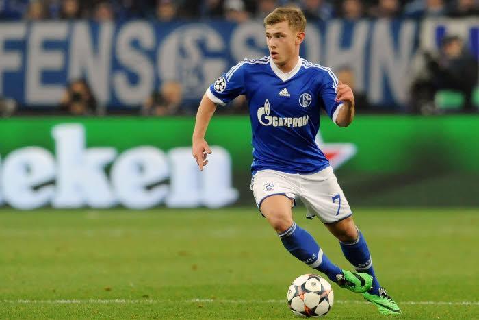 Max Meyer, Schalke 04
