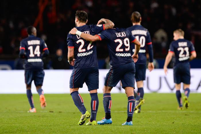 Lavezzi, Lucas, PSG