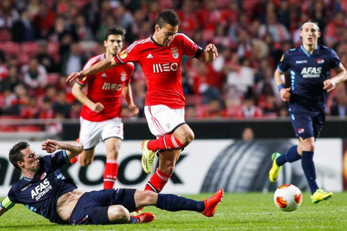 Rodrigo, Benfica
