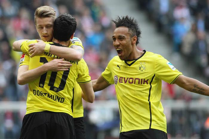 Bundesliga : Dortmund corrige le Bayern Munich (vidéo)