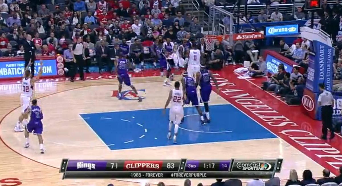 Basket - NBA : Le dunk de la nuit dernière par Blake Griffin (vidéo)