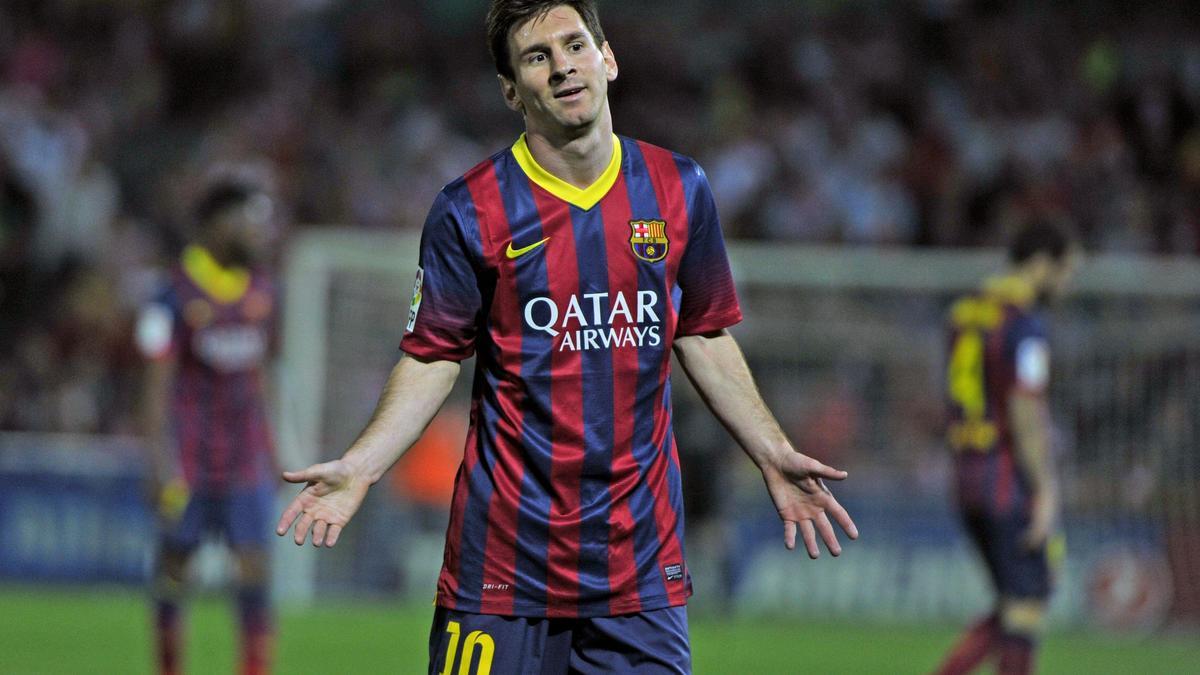 Quand une ancienne gloire du Barça évoque l'avenir de Messi !