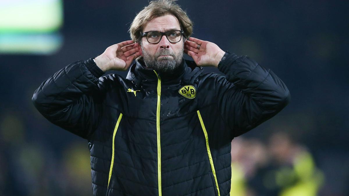 Mercato : Pourquoi Klopp ne veut pas quitter Dortmund (vidéo)