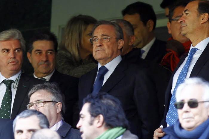 Real Madrid : Le message de Florentino Pérez au vestiaire du Real !