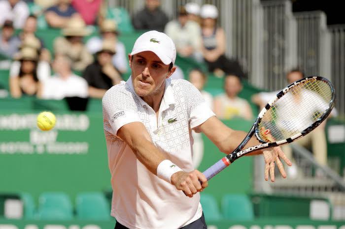 Tennis - Rome : La frustration de Roger-Vasselin