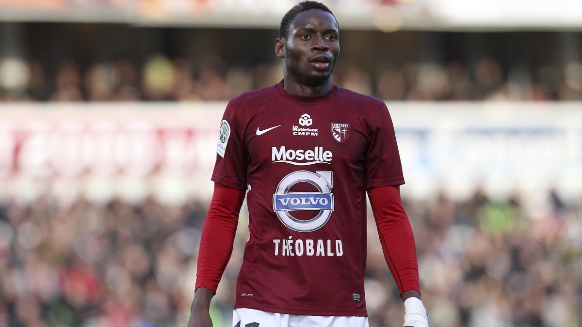 Diafra Sakho, FC Metz