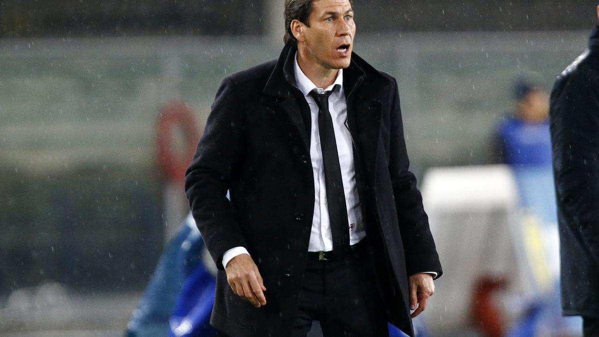 Rudi Garcia laisse planer le doute sur son avenir