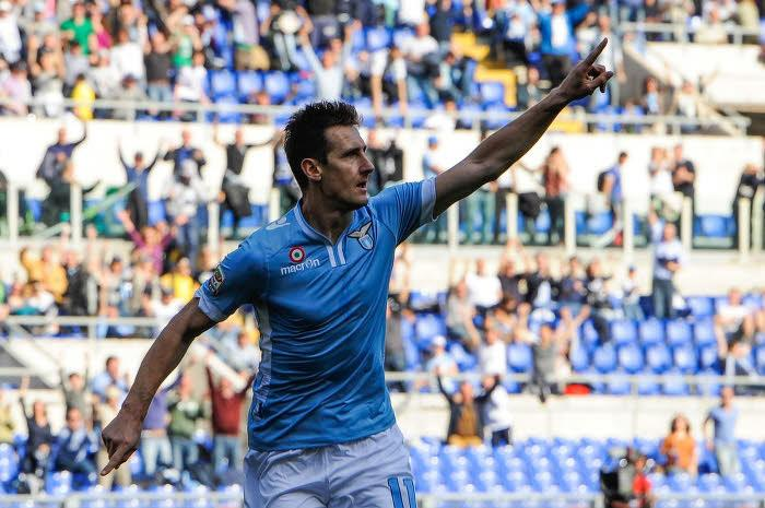 Miroslav klose, Lazio