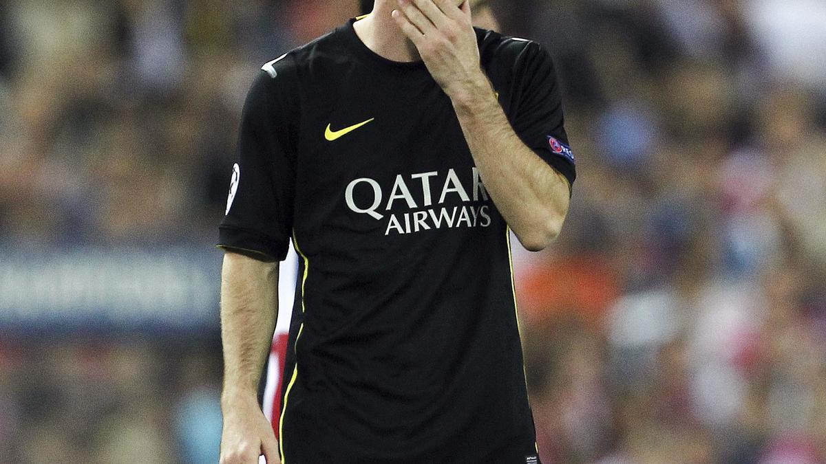 Barcelone : Messi réclamerait 100M� de salaire annuel au Barça !