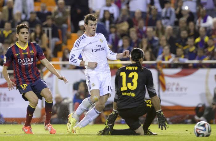Quand Usain Bolt juge le but de Bale face à Barcelone !