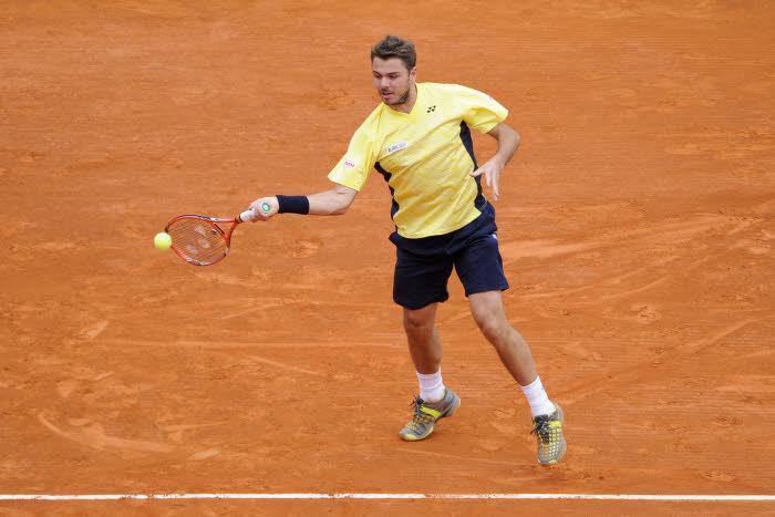 Tennis - Monte-Carlo : Wawrinka dans le dernier carr�