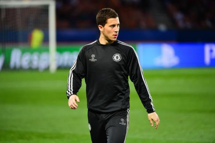 Chelsea : Ce signe qui éloigne Hazard du PSG !