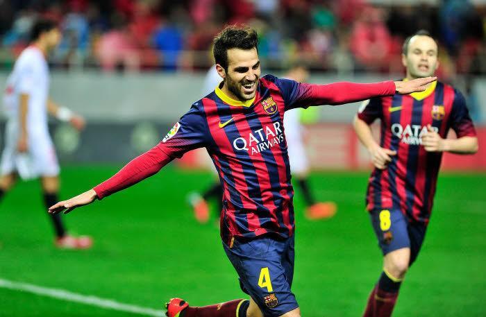 Une offre de Manchester United pour Fabregas ?