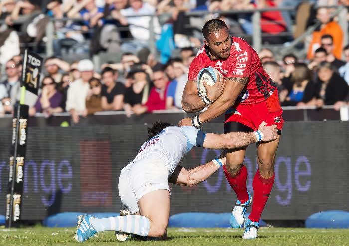 Rugby - Top 14 : Toulon met la pression sur Clermont