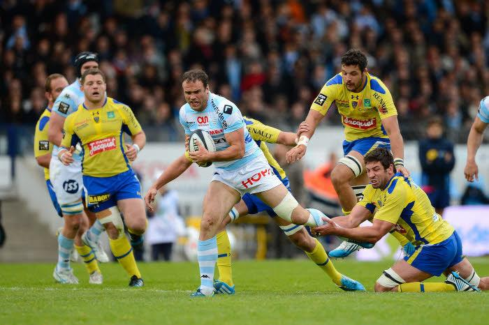 Rugby - Top 14 : Le Racing domine Clermont, Grenoble se mord les doigts