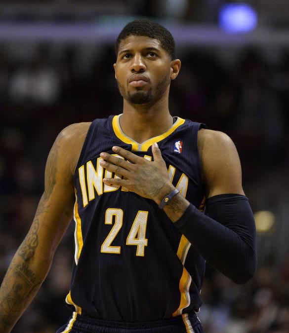 Paul George, Indianapolis Pacers