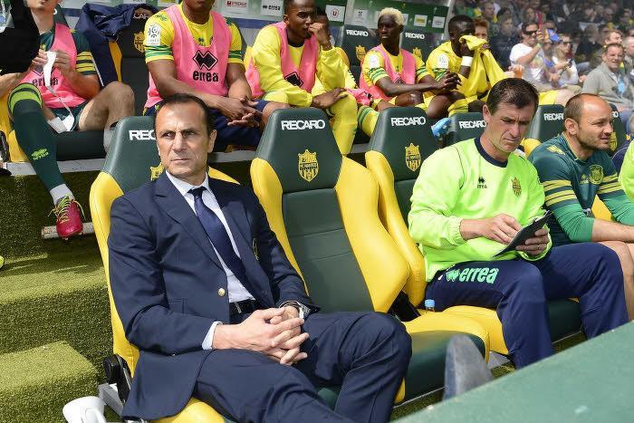 Michel Der Zakarian, FC Nantes