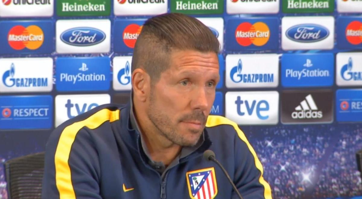 Atlético Madrid : La passion version Simeone (vidéo)