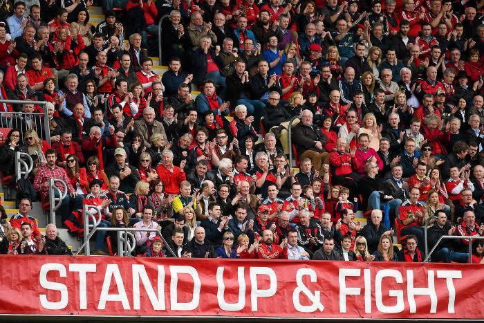 Supporters du Munster