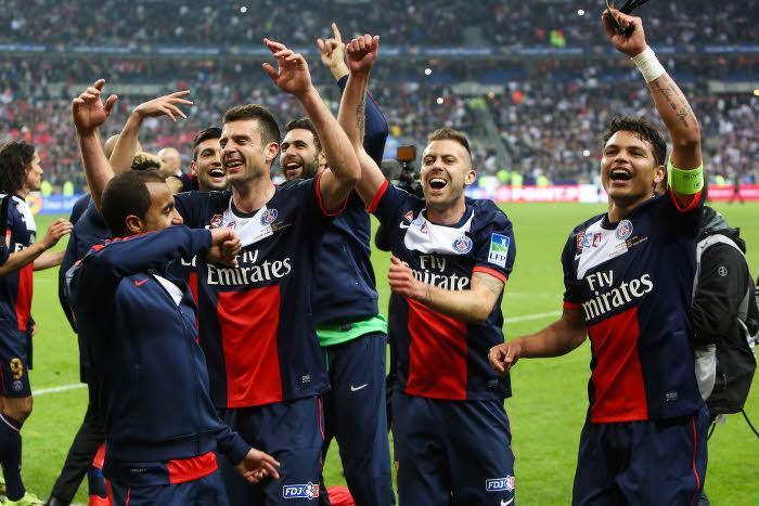 La joie des parisiens
