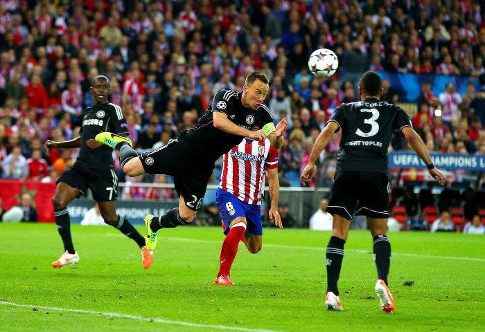 Atlético Madrid/Chelsea