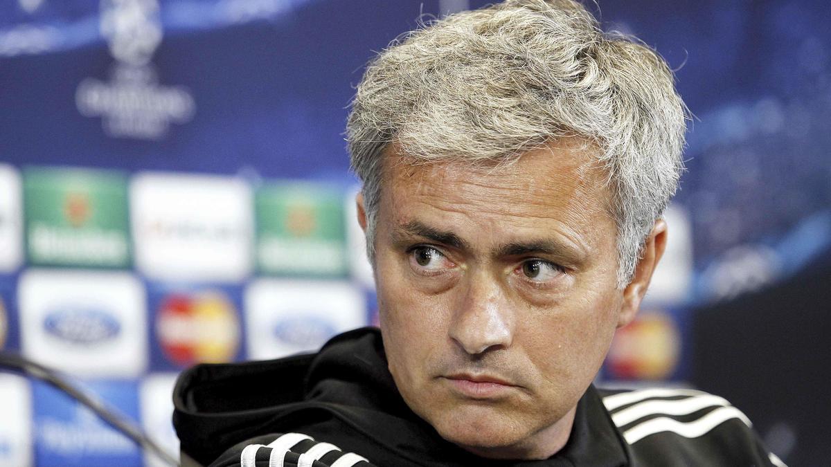 Ligue des Champions - Atlético Madrid/Chelsea : La réaction de Mourinho (vidéo)
