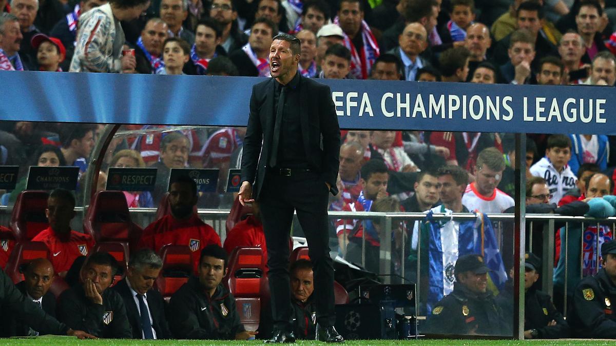Ligue des Champions - Atlético Madrid/Chelsea : Simeone «On verra qui tirera avantage du nul» (vidéo)