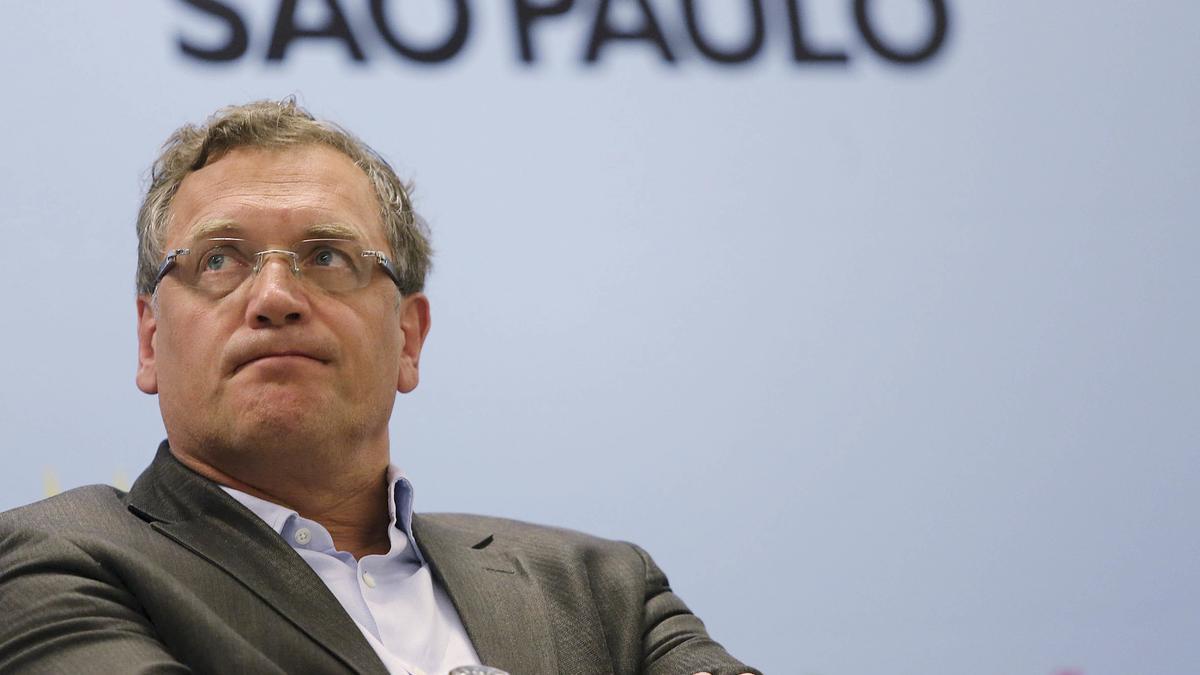 Coupe du monde : Valcke «Sao Paulo sera prêt à la dernière minute» (vidéo)