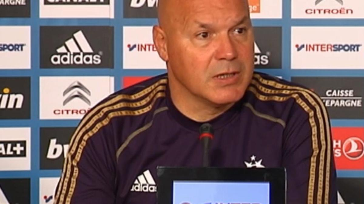FC Nantes/OM : José Anigo face à la presse (vidéo)