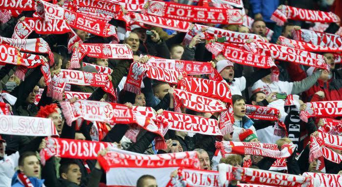 Supporters polonais
